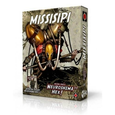 Neuroshima Hex 3.0: Missisipi