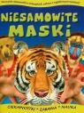 Niesamowite maski tygrys