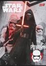 Zeszyt A5 32k kratka Star Wars ep VII laminowany
