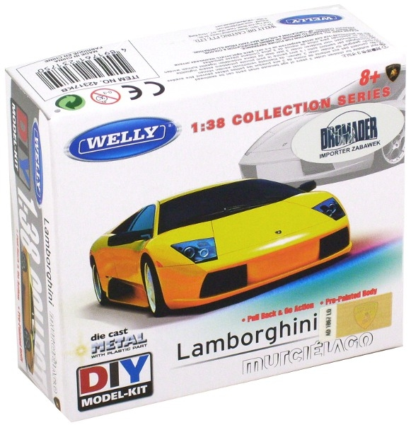 WELLY Lamborghini Murcielago Kit (23175)
