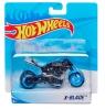 Hot Wheels: Motocykl Street Power - X-Blade