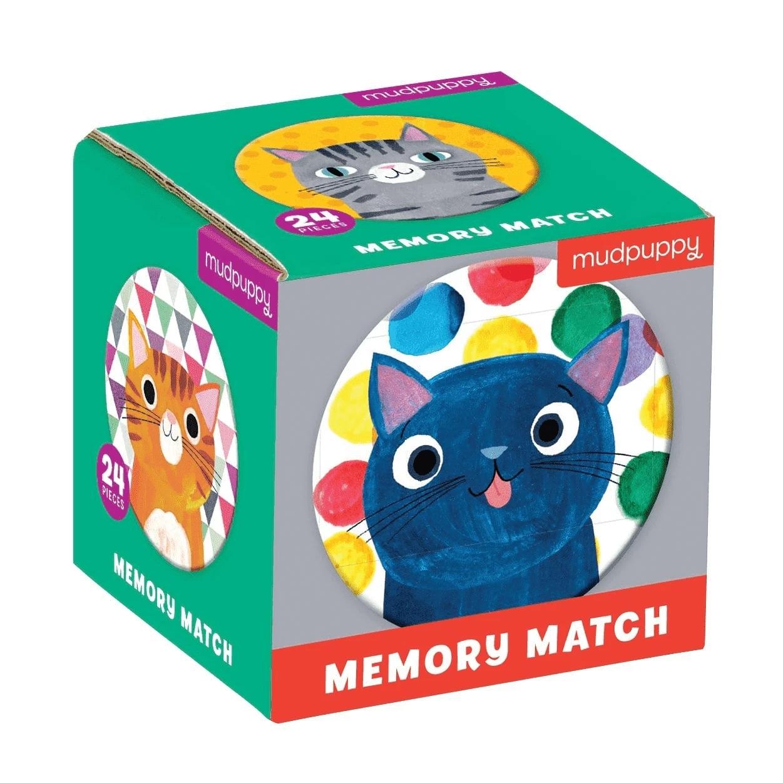Mudpuppy, Mini Memory - Koty (MP55750)