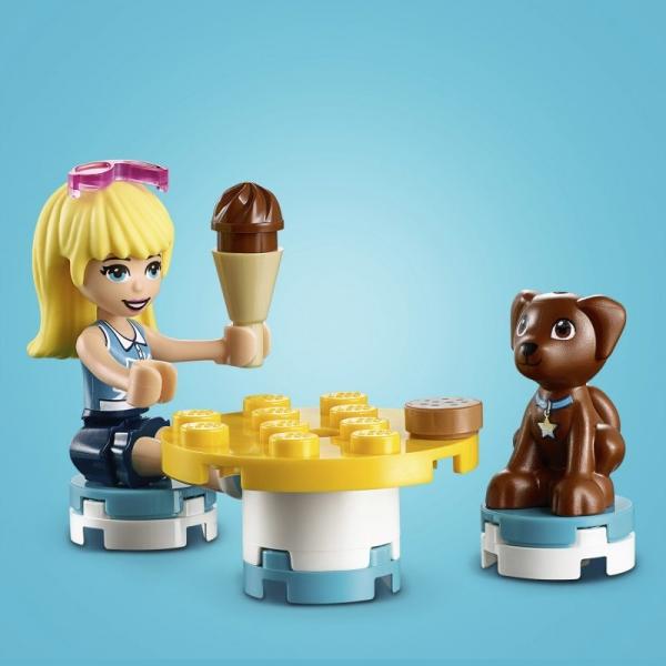 Lego Friends: Wózek z lodami (41389)