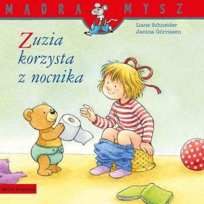 Mądra Mysz Liane Schneider, Janina Grrissen
