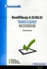 Kwalifikacja A.35/AU.35 EKONOMIK Wioletta Piasecka