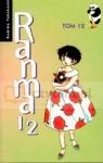 Manga Ranma 1/2 tom 12