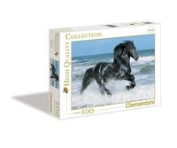 Puzzle High Quality Black horse 500 (30175)