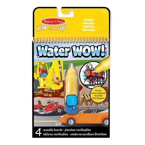 Kolorowanka Water Wow! - Pojazdy (MD15375)