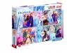 Puzzle 2x20 + 2x60: SuperColor - Frozen 2 (21307)