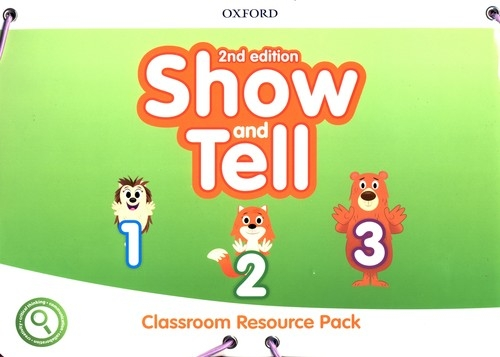 Show and Tell Level 1-3 Classroom Resource Pack
