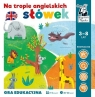 Kapitan Nauka. Gra edukacyjna - Na tropie angielskich słówek Wiek: 3+ Jakubowska Barbara