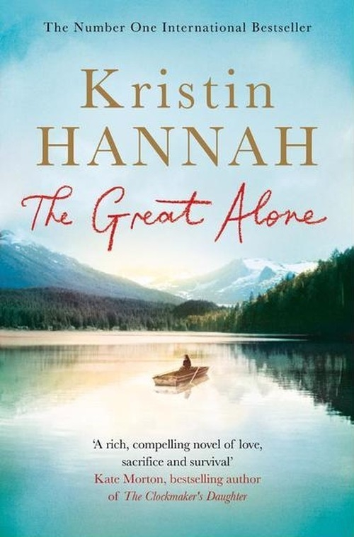 The Great Alone Hannah Kristin