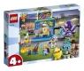Lego Juniors: Karnawałowe szaleństwo Chudego (10770)Wiek: 4+