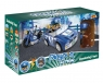 PinyPon Action - Pojazd Policja z figurką 7 cm i akcesoriami (FPP16057/58751)