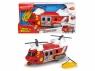 Helikopter ratunkowy czerwony, 30 cm (203306009)