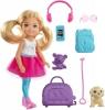 Lalka Barbie Dreamhouse Adventures: Chelsea w podróży (FWV20)