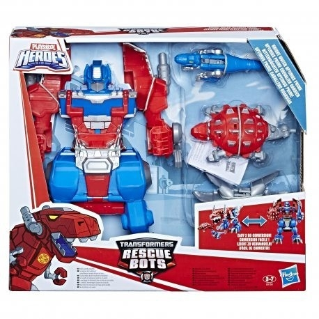 Transformers Knight Watch Optimus Prime (E0158)