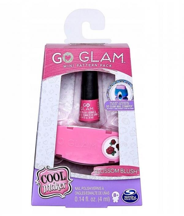 Go Glam: Minizestaw uzupełniający - blossom blush (6052633)
