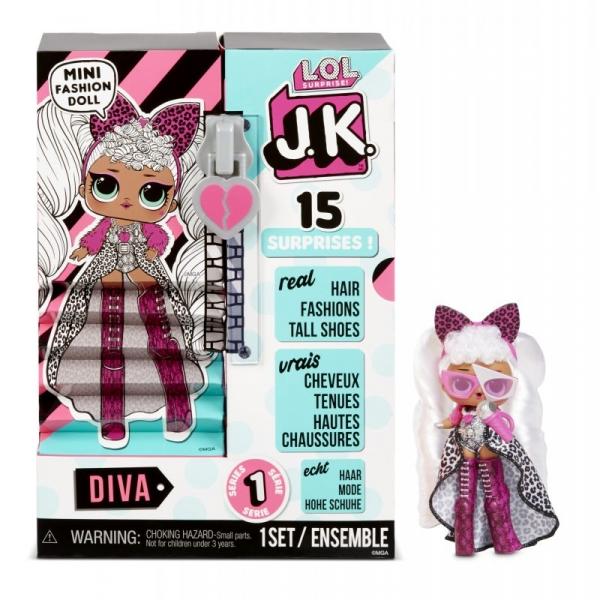 L.O.L. Surprise! J. K. - Diva (570745E7/570752)