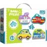 Puzzle Baby Classic: Pojazdy transportowe (36075)