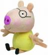 Maskotka Beanie Babies Świnka Peppa - Pedro 15 cm (46175) (TY 46175)