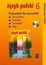 Jutro pójdę w świat 6 przewodnik dla nauczyciela z płytą CD Szkoła Surdej Beata, Surdej Andrzej
