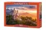 Puzzle 500 Zamek Neuschwanstein Niemcy CASTOR