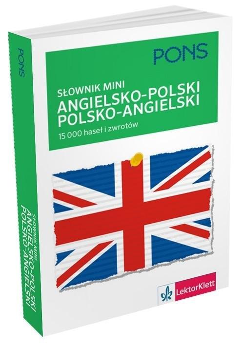 Słownik mini angielsko-polski polsko-angielski