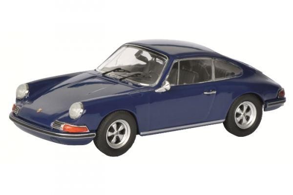 SCHUCO Porsche 911 Coupe (blue) (450367500)