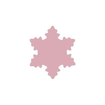 Dziurkacz ozdobny/kreatywny 1,6cm - śnieżynka 3 (JCDZ-105-146)
