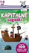 Kapitalne zagadki (7-8 lat) Trepczyńska Magdalena