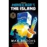 Minecraft The IslandThe First Official Minecraft Novel Brooks Max