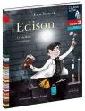 Czytam sobie. Edison. O wielkim wynalazcy. Poziom 3