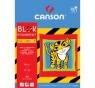 Blok papier kolorowy Cans A3 / 10 arkuszy (400075201)