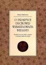 O praktyce duchowej wiśisztadwaita wedanty Studium koncepcji bhakti i Marlewicz Halina