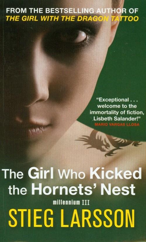 Girl Who Kicked the Hornets Nest Larsson Stieg