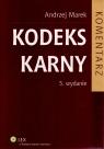 Kodeks karny Komentarz Marek Andrzej