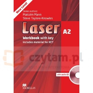 Laser A2 WB without key +CD Steve Taylore-Knowles, Malcolm Mann