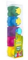 Farby do malowania palcami 5 kolorów (CR367K5)