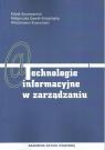 Technologie informacyjne w zarządzaniu Szczepaniuk Edyta, Gawlik-Kobylińska Małgorzata, Krzemiński Włodzimiez