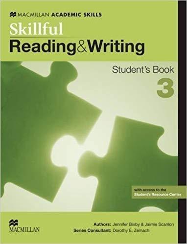 Skillful 2nd ed.3 Reading & Writing SB MACMILLAN praca zbiorowa