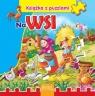 Książka z puzzlami Na wsi