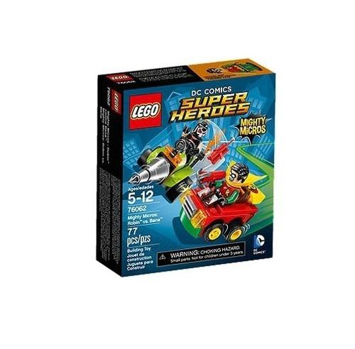 Lego Super Heroes Robin kontra Bane (76062)