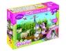 Puzzle dwustronne Minnie 108 + mazaki