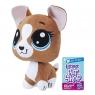 Littlest Pet Shop Pluszowe zwierzaki Roxie McTerrier (E0139/E0350)