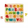 Układanka z alfabetem duża (E1551)