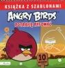 Angry Birds Książka z szablonami Potrafię rysować