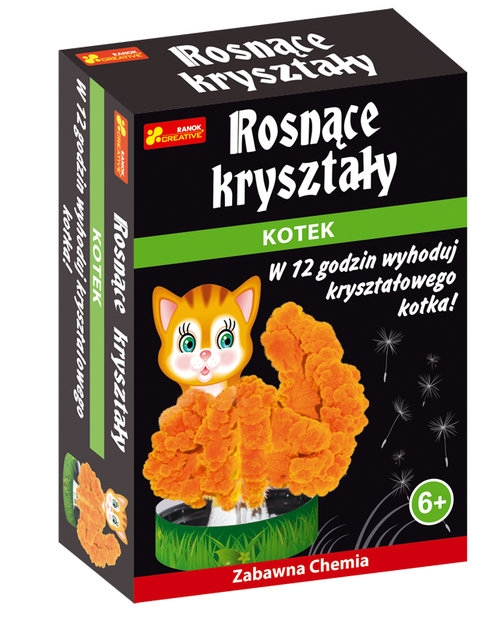Kryształowy kotek