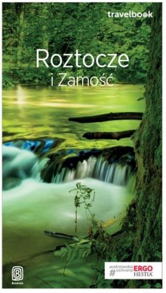 Roztocze i Zamość Travelbook Bzowski Krzysztof