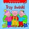 Trzy świnki - Bajki do kolorowania